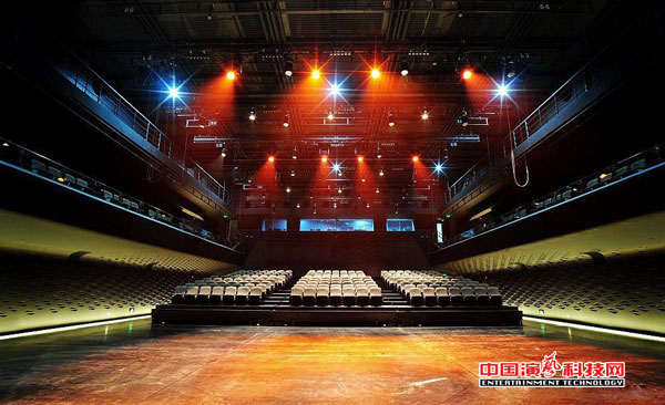 Three major technical elements of digital theater management system