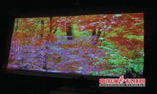 Design and application of digital lights in the role of different venues