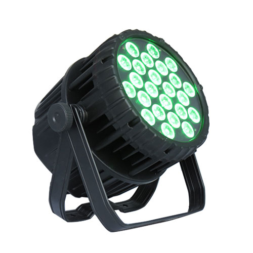 24*9W LED Waterproof  Parlight