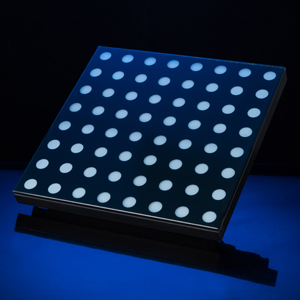 LED Induction floor screen