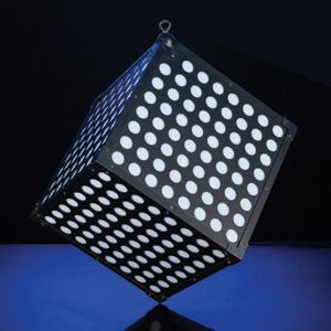 LED   Color cube