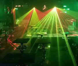 Si Cheng lighting Sichuan Arc de Triomphe nightclub bar lighting sound success stories