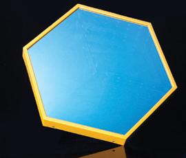 LED Magic honeycomb lights