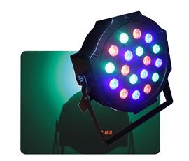 18PCS  LED Parlight