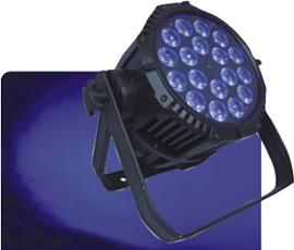 18*15W  Power LED Parlight 5in1