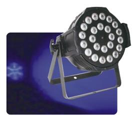 24PCS Fullcolor LED Parlight