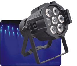 7pcs 4in1 Minni LED Parlight