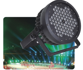 72*3W LED ParLight