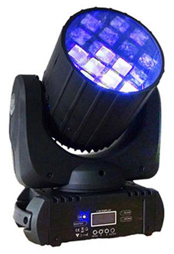 LED12*12W  beam shaking light