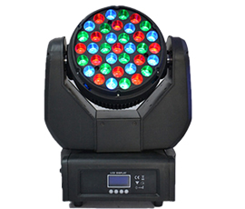 LED37*3W Beam Washing  Light