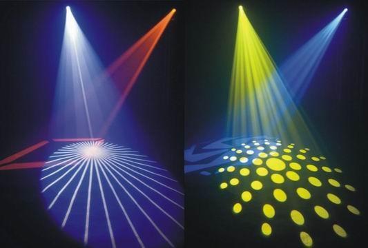 LED60W Pattern Moving Head Light