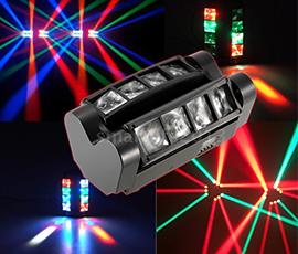 LED Mini Spider Light