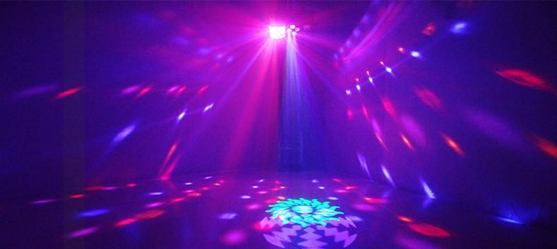 LED 4in1 Bar Room Effect Light