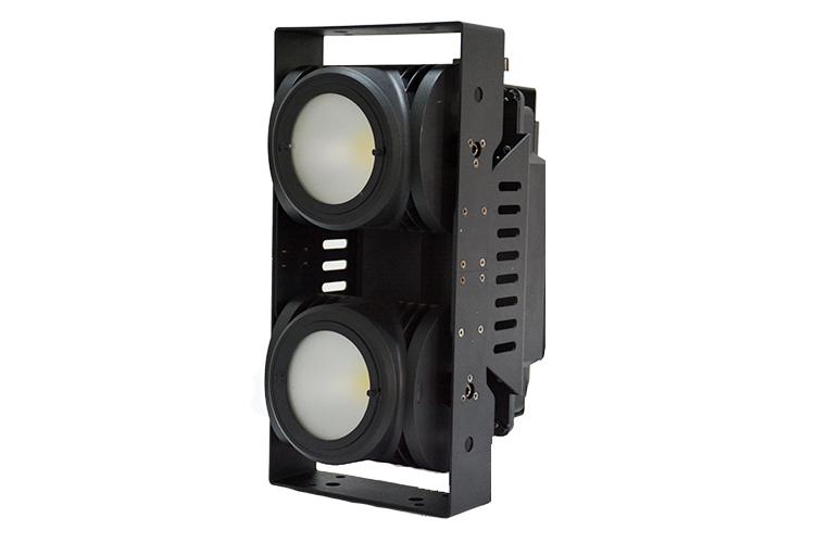 LED  Two eyes COB light
