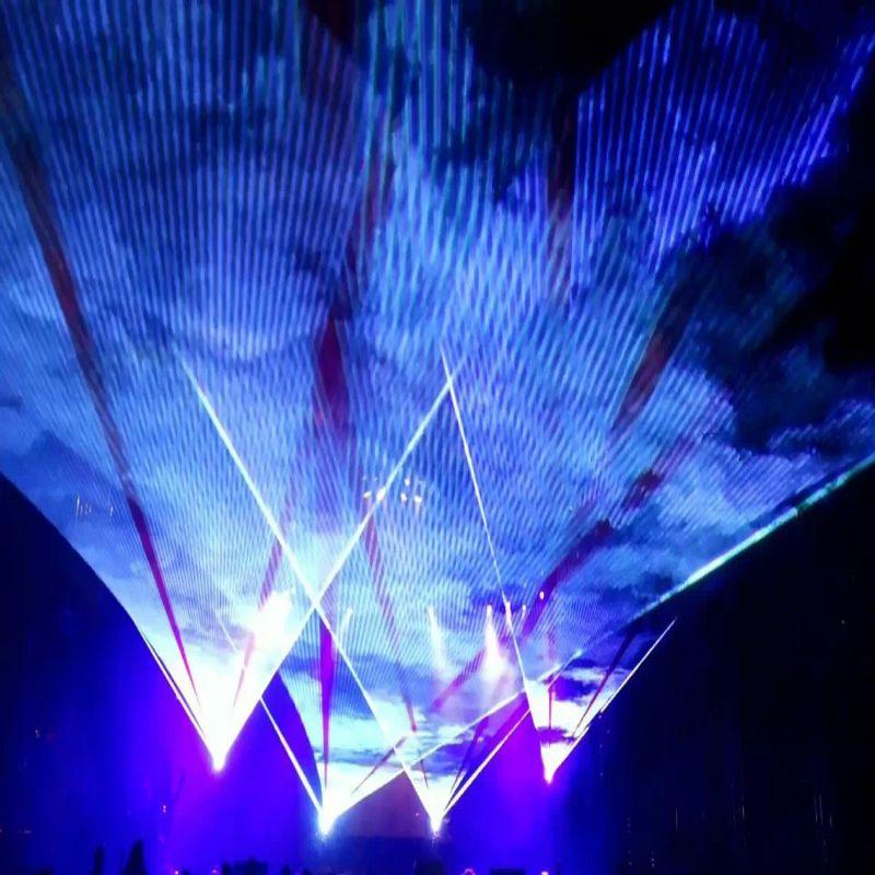 1-3W full color laser light