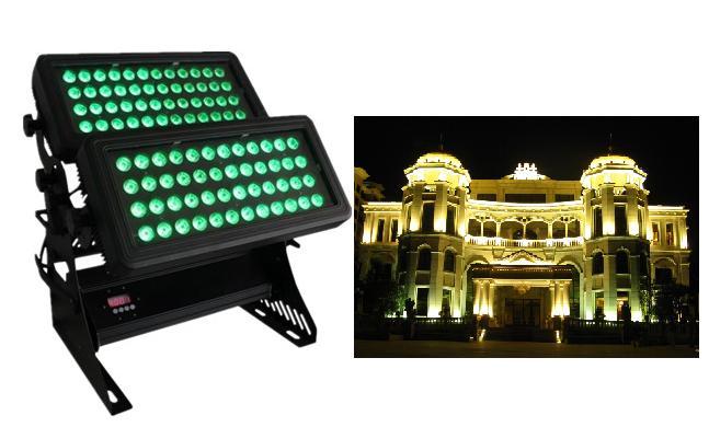 72/96 LED double cast light