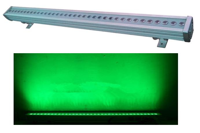 LED  Single row full color wall washer