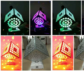 LED Laser Magic light