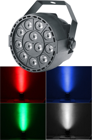 Talking about the Importance of LED Par Light in Stage Lighting