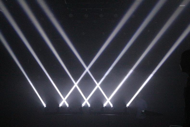 LED Four Beam Light