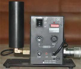 Single head gas cylinder