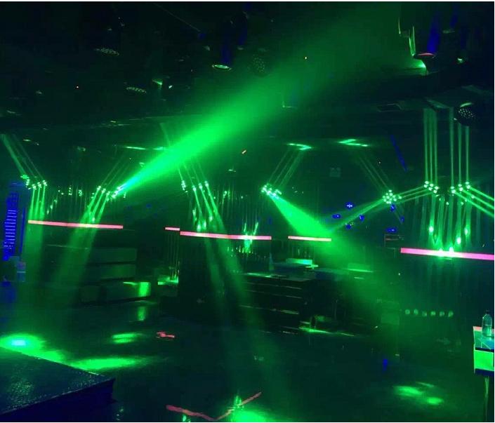 LED16 Mirage Moving Head Light