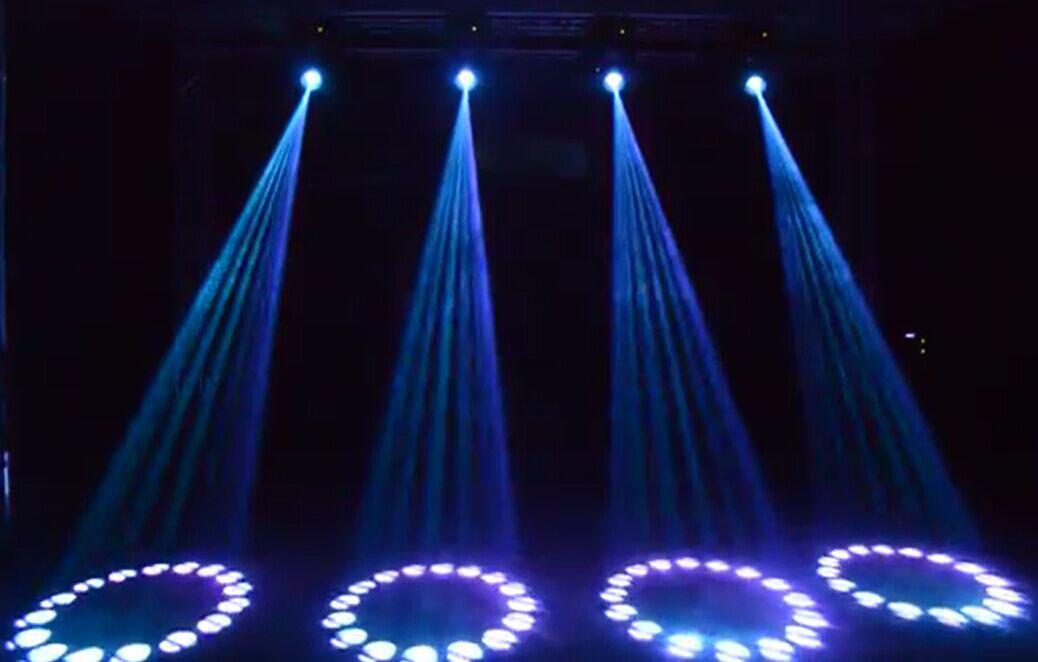 升级版230W光束灯效果图