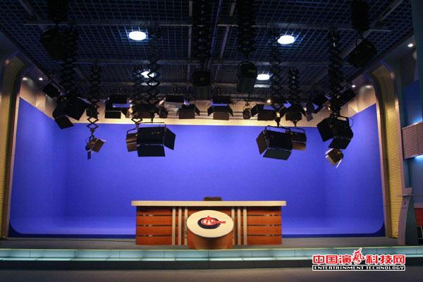 虚拟演播室蓝箱声学设计要点