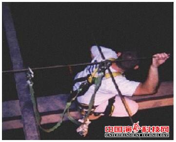 场馆舞台灯光马道吊挂施工的4大安全保护措施效果图