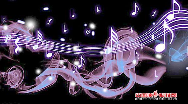 音乐与舞台灯光互联系统的原理及设计