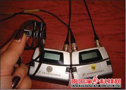 音频备份系统都包括哪些在演播室中效果图