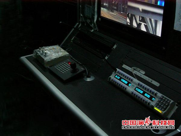 监控的四大要点舞台监督电视展现效果图
