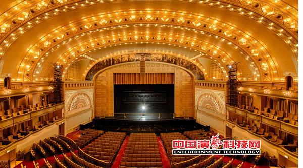 舞台灯光户外演出灯光设计要素效果图