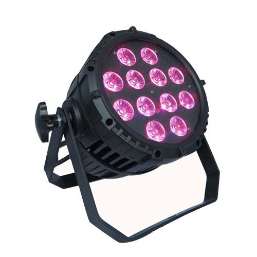 12颗*9WLED防水帕灯效果图