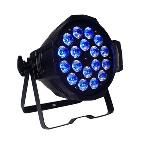 18颗*10WLED不防水帕灯效果图