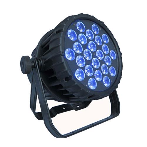24颗*9WLED防水帕灯效果图
