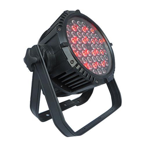 54颗*3W LED防水帕灯效果图