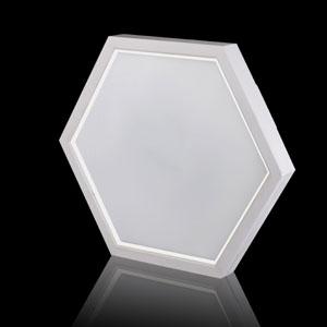 防水LED裸眼3D 蜂巢灯效果图
