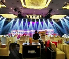 思成灯光助力中国灯光音响舞台租赁市场发展