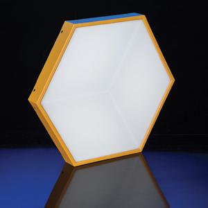 LED 裸眼3D 蜂巢灯