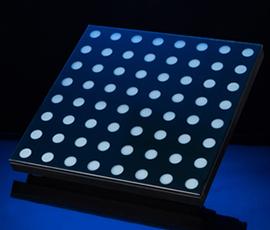 LED 感应地板屏