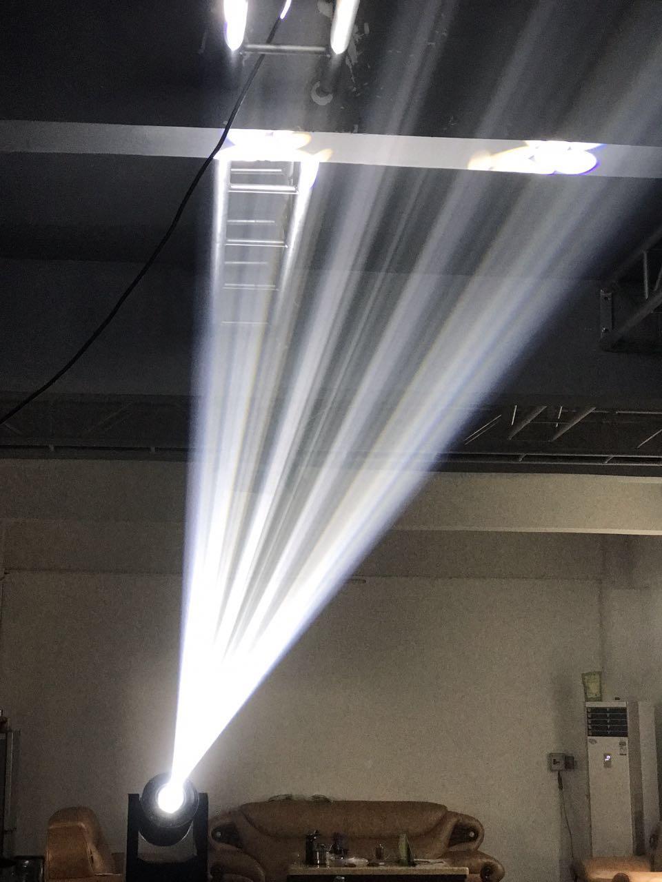 户外防水350摇头光束灯效果图