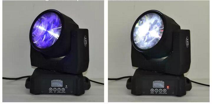LED60W光束摇头灯效果图