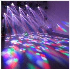 LED12*12W无极光束摇头灯效果图