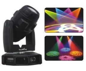 LED100/150W图案摇头灯效果图