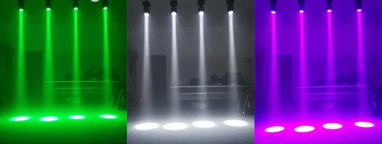 60WLED光束摇头效果图