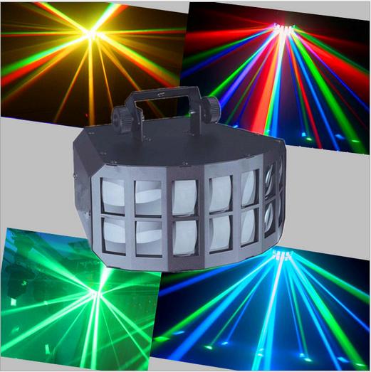 LED双层蝴蝶灯
