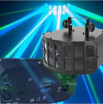 LED双层蝴蝶灯效果图