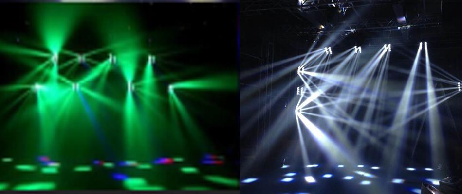 LED迷你型蜘蛛灯效果图