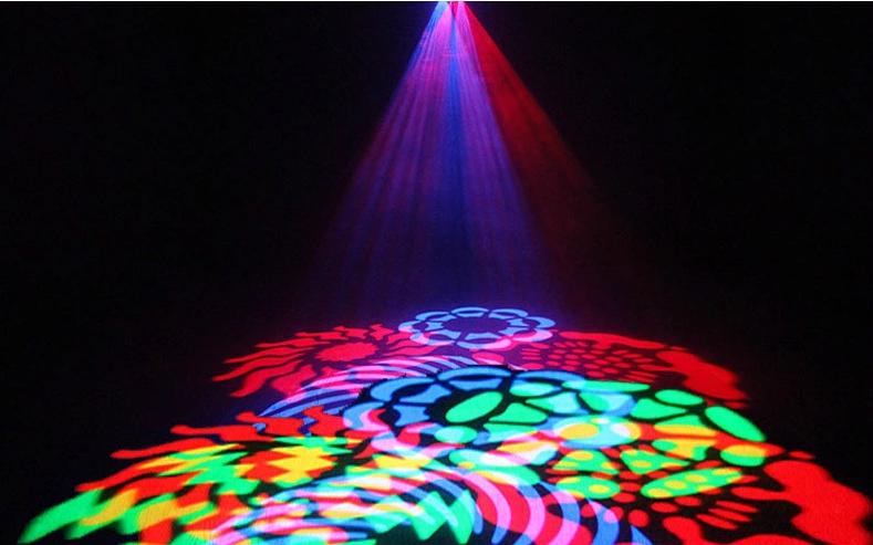 LED八眼灯效果图
